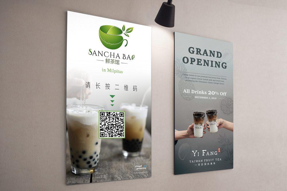 Poster/Signage