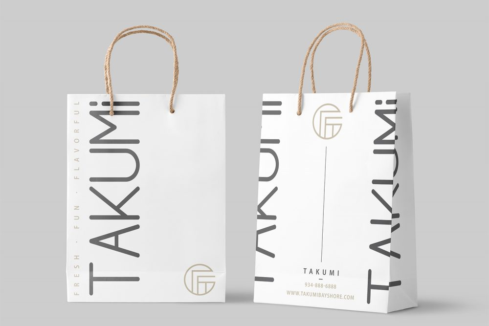 Branded Shopping Bag (Paper)